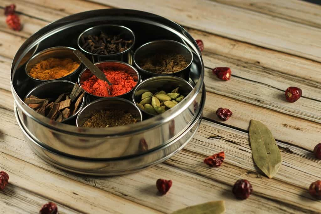 Indian Spice Box | ScrambledChefs.com