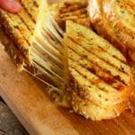 Grilled Cheese Sandwich Scrambled Chefs Recipe