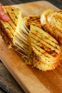 Grilled Cheese Sandwich Scrambled Chefs Recipe