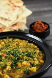 5 Ingredient Indian Potato Curry