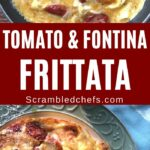 Frittata Collage