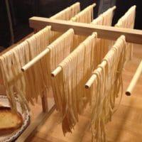 Hardwood Pasta Drying Rack
