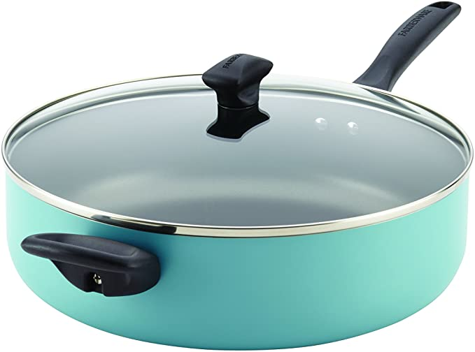 6 Qt Nonstick Pan with Lid