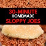 Sloppy Joes Collage