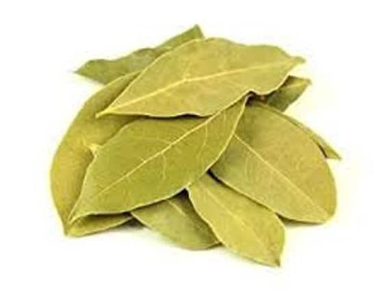 Bulk Bay Whole Leaves 1 Lb Organic Natural Herbalist | Etsy