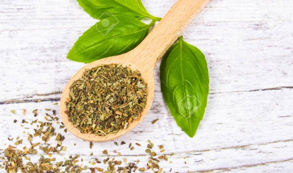 1 LB Organic Dried Basil Leaf Bulk Dried Herbs Culinary | Etsy