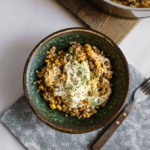 30-Minute Mexican Beef and Rice Skillet