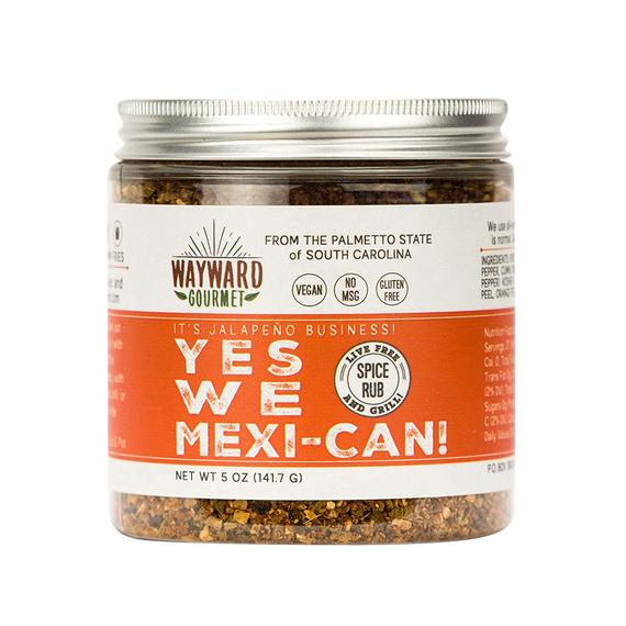 Yes We Mexi-Can Seasoning 8 oz Volume Mexican Taco & | Etsy