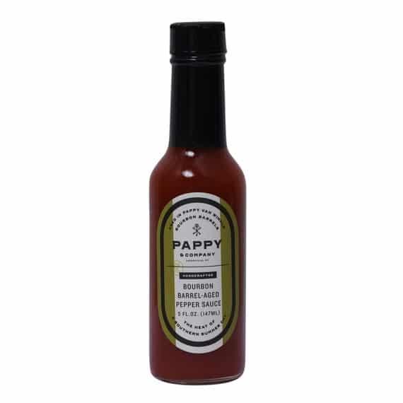 Bourbon Hot Sauce Hot Sauce Barrel Aged Pappy Van Winkle | Etsy