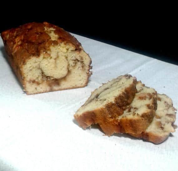 Homemade Apple Cinnamon Bread/ apple cinnamon cake Loaf | Etsy