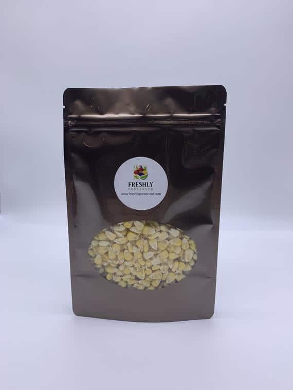 Freeze Dried Sweet Corn   Etsy
