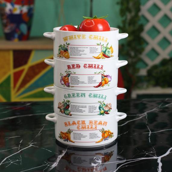 Bowl bowls chili bowls soup bowls pasta bowls gumbo | Etsy