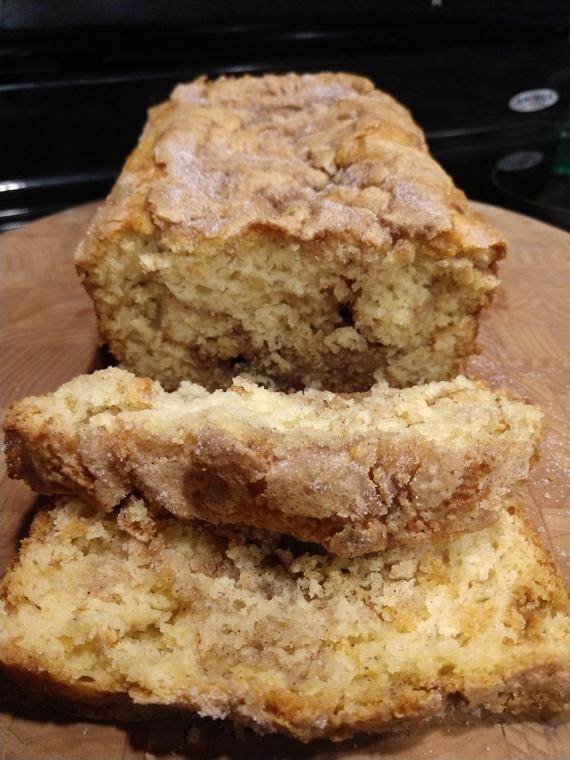 Cinnamon Bread | Etsy