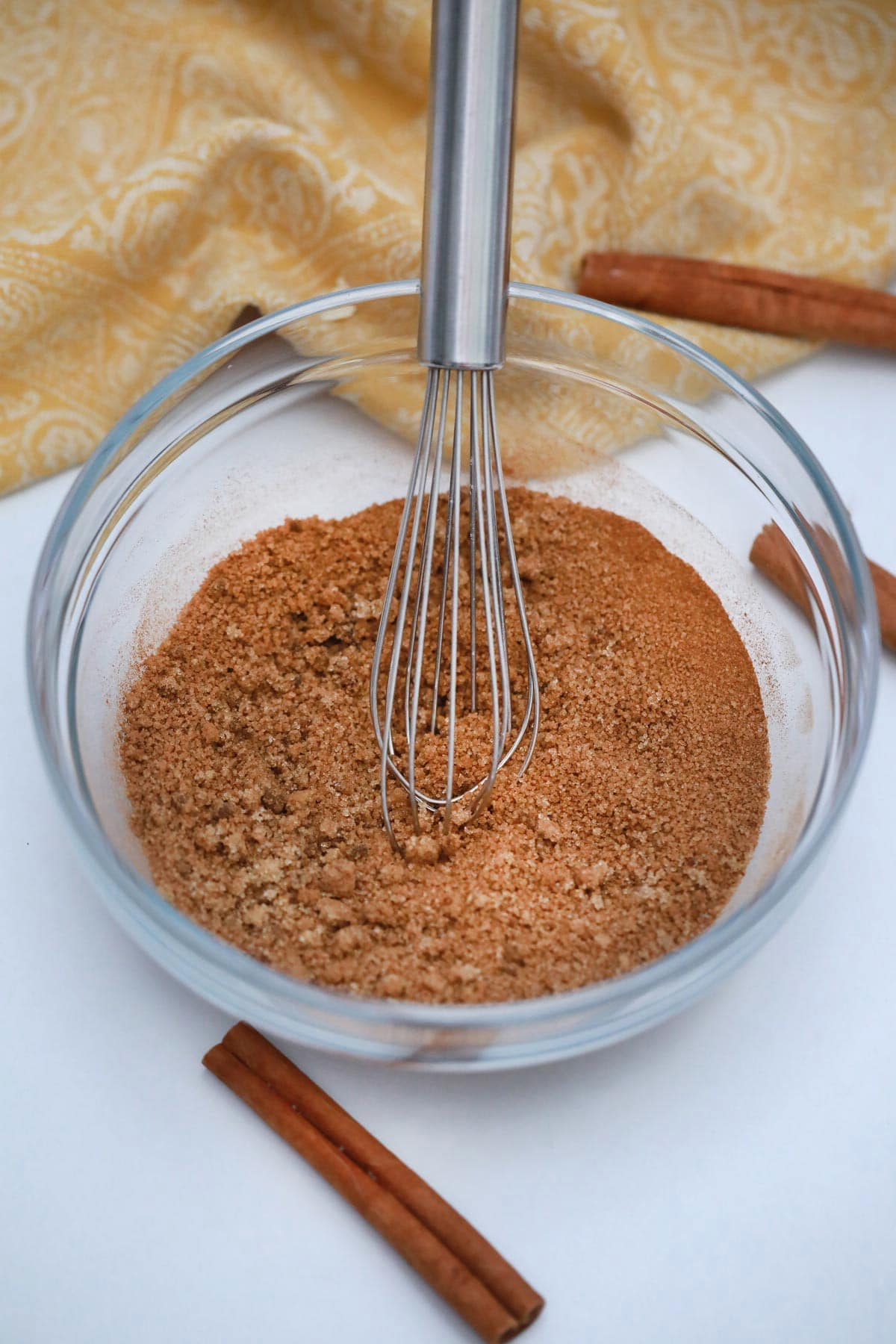 Brown sugar cinnamon