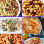 Instant Pot comfort foods collage