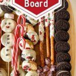 Oreo cookie grazing board