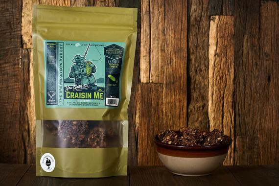 You Gotta Be Craisin Me Spent Grain Granola | Etsy