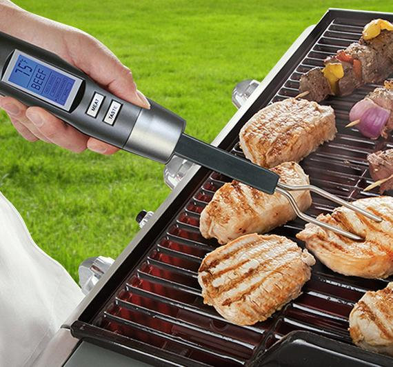 Electronic Meat Thermometer Best Digital Thermometer Gift | Etsy