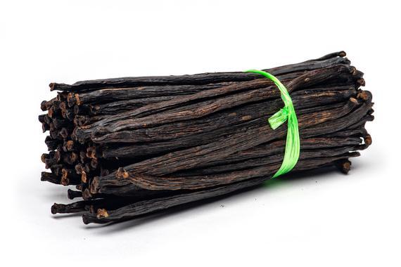 Vanilla Beans Grade B Vanilla For Extraction | Etsy