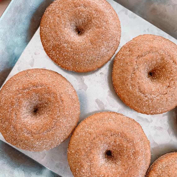 Apple Cider Donuts Gluten Free   Etsy