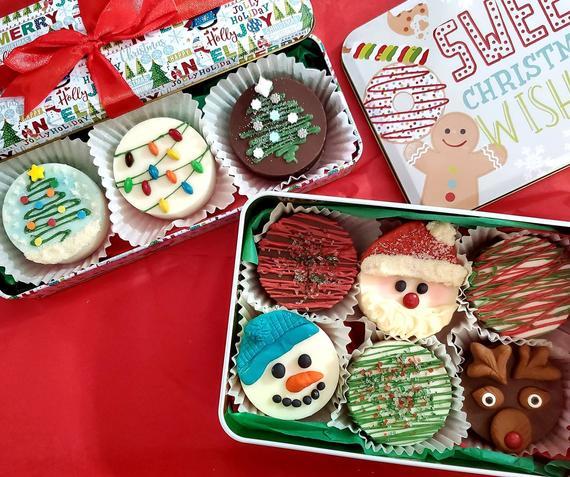 Chocolate Dipped Oreo treats | Etsy