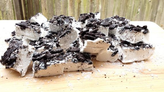 Cookies-n Cream Marshmallows | Etsy