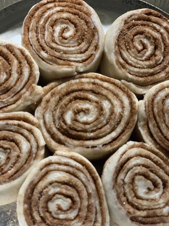 Cinnamon Rolls | Etsy