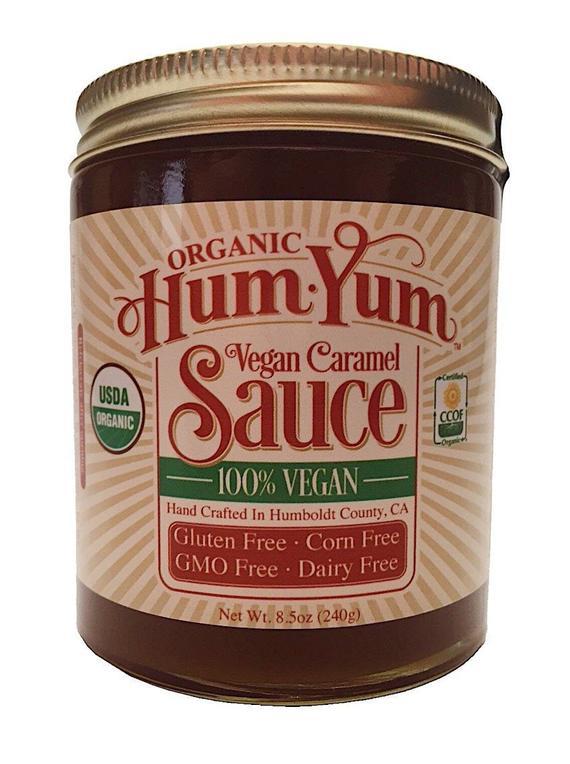 Organic Vegan Caramel Sauce   Etsy