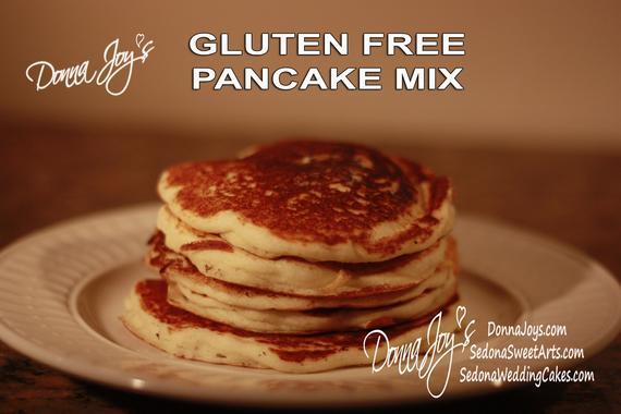 Pancake Mix gluten Free | Etsy
