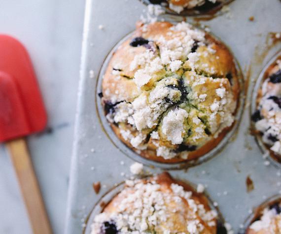 Blueberry Monster Muffin Gluten/Nut Free | Etsy