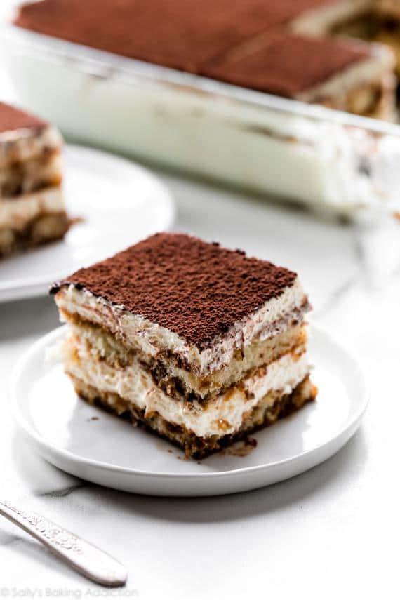 Tiramisu Cakes Dessert: Authentic Italian Dessert | Etsy