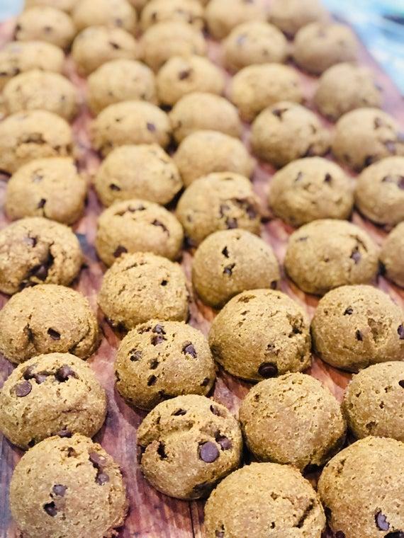Gluten Free Pumpkin Chocolate Coffee Mini Muffins 3 count | Etsy