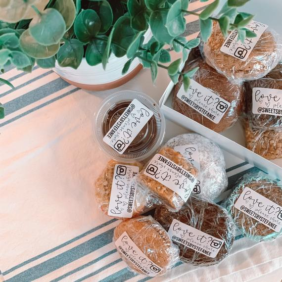 Sample Box Gluten Free Sweets | Etsy