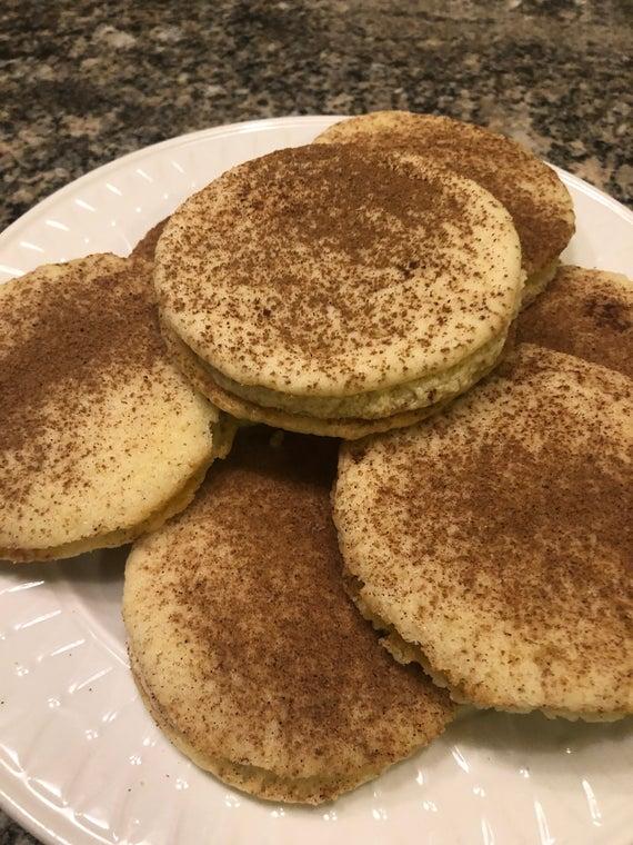 Tiramisu cookies | Etsy