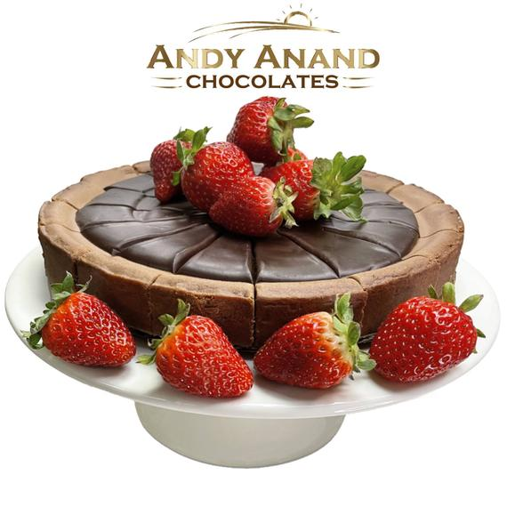 Andy Anand Chocolate Cheesecake 9 Fresh Made in | Etsy