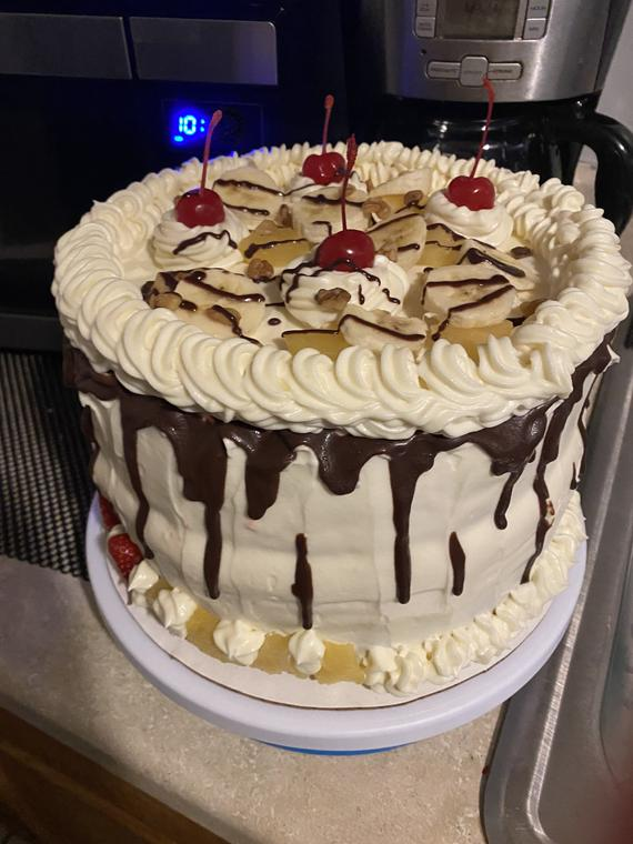 Cheesecake Cake | Etsy