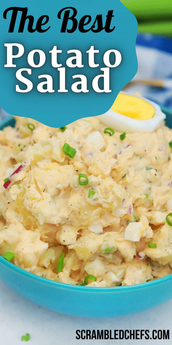 American Potato Salad Recipes Best