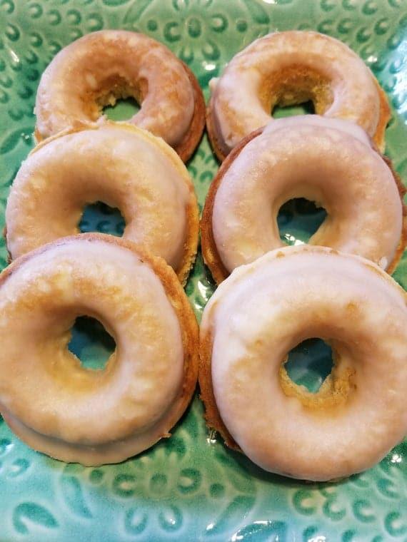 Keto Creme Donuts Sugar Free Low Carb Gluten Free | Etsy