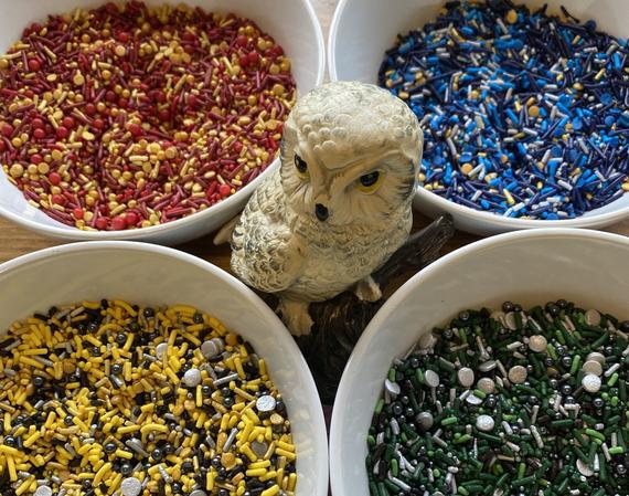 Wondrous Wizardry Edible Sprinkle Mix Cake Sprinkles | Etsy