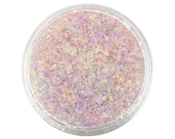 Pastel Rainbow Sanding Sugar pretty pastel rainbow sprinkles   Etsy
