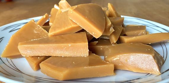 Creamy Chewy Toffee   Etsy