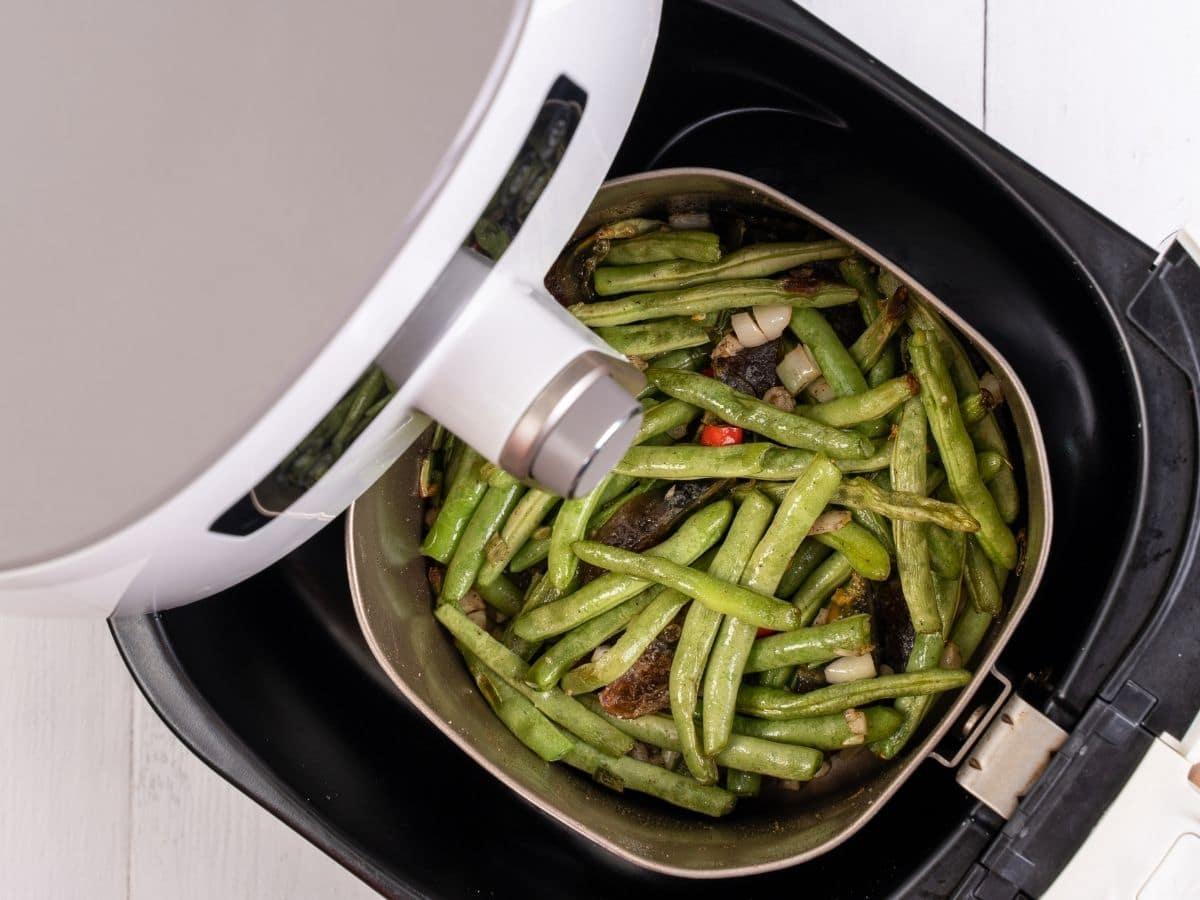 Green beans in air fryer