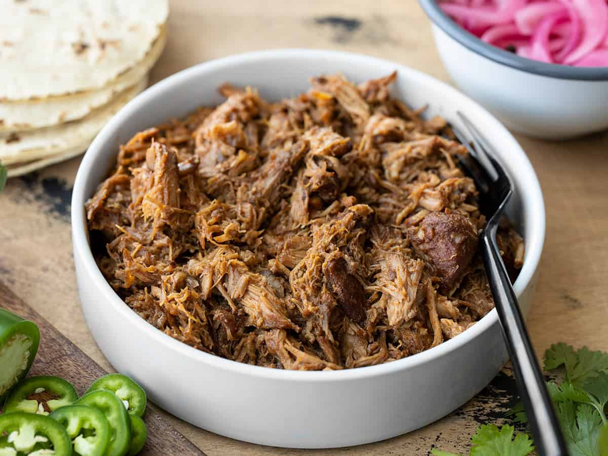 Chili Rubbed Pulled Pork