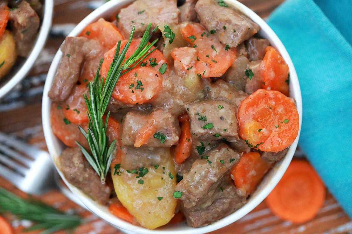 Cooker Beef Stew