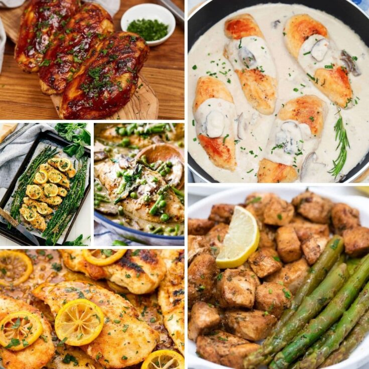 31 Chicken Recipes to Whip-up On A Weeknight
