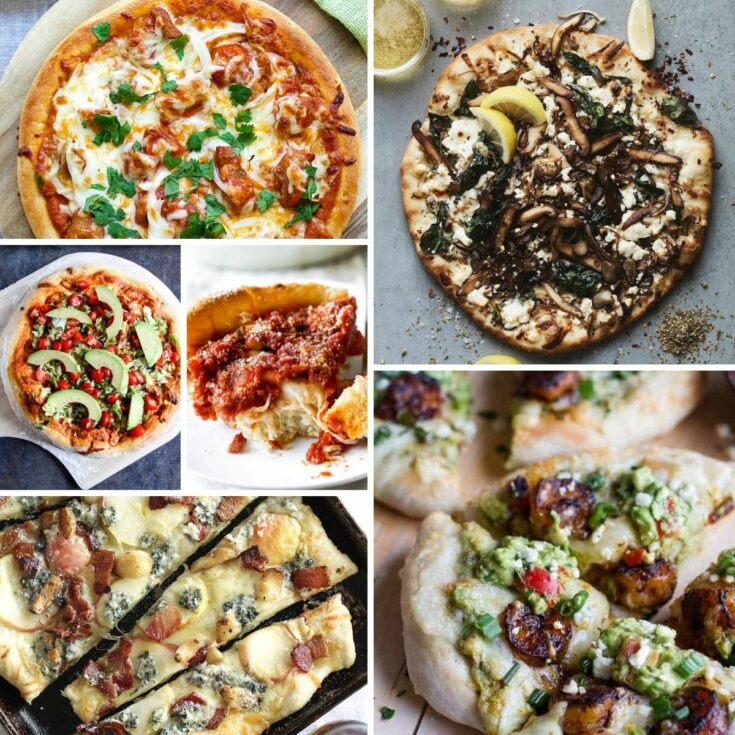 Best Pepperoni Pizza + 15 Homemade Pizza Recipes